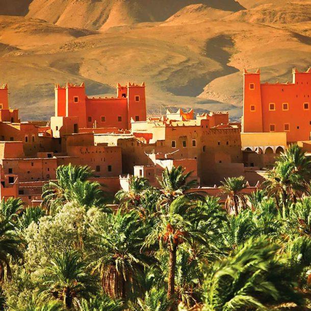 Marrakech - Dades