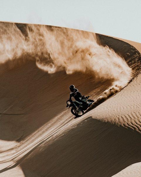Enduro Motorbike Excursion