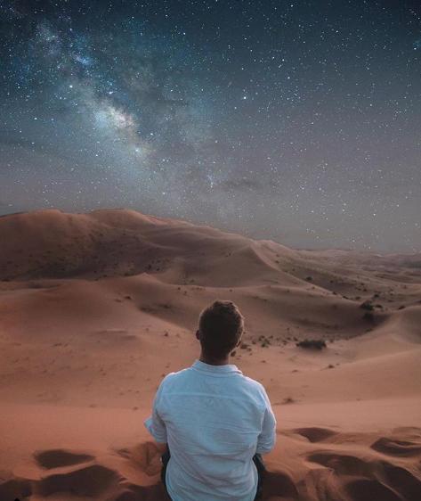 KamKam Dunes Stargazing